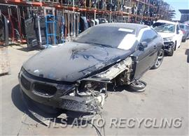 Parting Out Stock# 8365BR 2008 BMW 650i