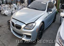 Used BMW 650I Parts