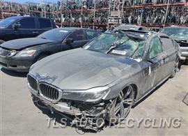 Used BMW 740I Parts