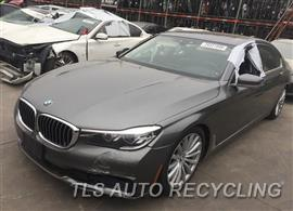 Used BMW 740I Parts