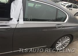 2017 BMW 740I Parts Stock# 9297RD