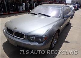Used BMW 745LI Parts