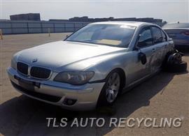 Used BMW 750I Parts