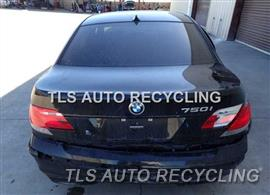 2007 BMW 750I Parts Stock# 5030OR