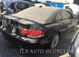2007 BMW 750I Parts Stock# 9531RD
