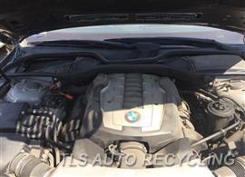 2008 BMW 750I Parts Stock# 9586BL