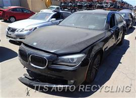 2009 BMW 750I Parts Stock# 7229BR