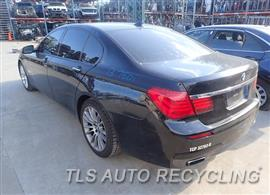 2013 BMW 750I Parts Stock# 8232OR