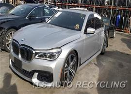 Used BMW 750I Parts