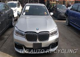 2016 BMW 750I Parts Stock# 9822BR