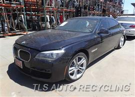 2010 BMW 750IL Car for Parts