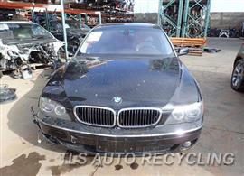 2006 BMW 750LI Parts Stock# 8016OR
