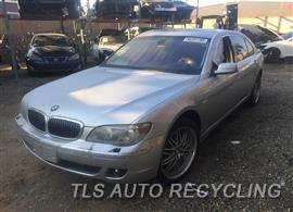 Used BMW 750LI Parts