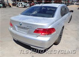 2007 BMW 750LI Parts Stock# 7326BK
