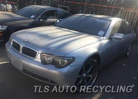 Used BMW 760LI Parts