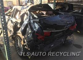 2011 BMW B7 ALPINA Parts Stock# 8739BK
