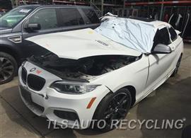 2016 BMW M235I Parts Stock# 9211GR