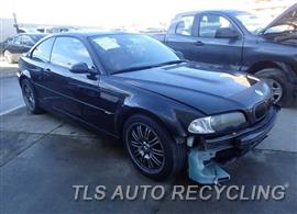 2002 BMW M3 Car for Parts