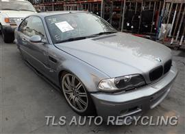 2003 BMW M3 Car for Parts