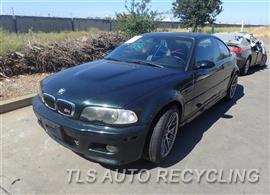 Parting Out Stock# 7258OR 2004 BMW M3