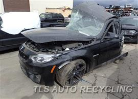Parting Out Stock# 8225PR 2016 BMW M3
