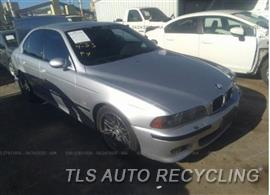 Parting Out Stock# 00290B 2001 BMW M5