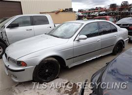 Parting Out Stock# 7416BK 2002 BMW M5