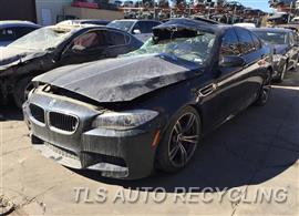 Parting Out Stock# 8558PR 2013 BMW M5