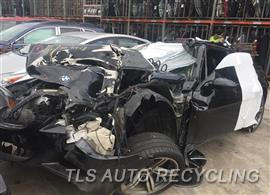 Parting Out Stock# 9206BK 2007 BMW M6