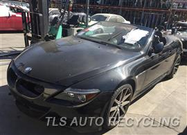 Parting Out Stock# 9507BR 2007 BMW M6