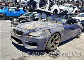 Parting Out Stock# 10330Y 2012 BMW M6