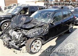 Parting Out Stock# 7370PR 2014 BMW X1