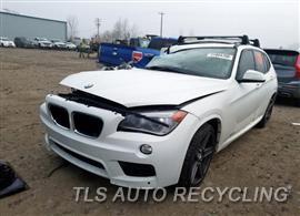 Used BMW X1 Parts