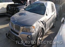 Used BMW X3 Parts