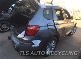 2015 BMW X3 Parts Stock# 9624BR