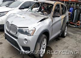 Used BMW X3 Parts