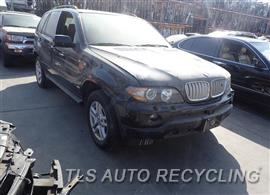 2005 BMW X5 Parts Stock# 6302BK