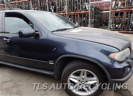 2005 BMW X5 Parts Stock# 7500GY