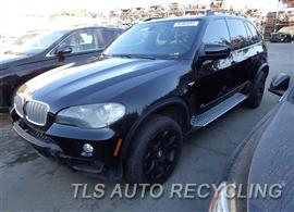 Parting Out Stock# 7452BK 2007 BMW X5
