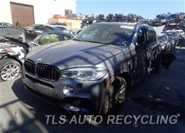 Parting Out Stock# 8350YL 2016 BMW X5
