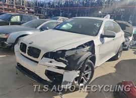 Parting Out Stock# 10263W 2009 BMW X6