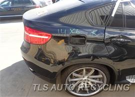 2014 BMW X6 Parts Stock# 8538OR