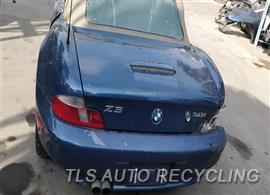 2002 BMW Z3 Parts Stock# 00138O