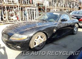Parting Out Stock# 7362BK 2003 BMW Z4