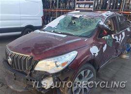 Parting Out Stock# 9640BL 2017 Buick Enclave