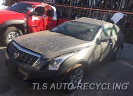 Used Cadillac ATS Parts