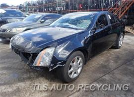 Parting Out Stock# 8140BR 2008 Cadillac Cts