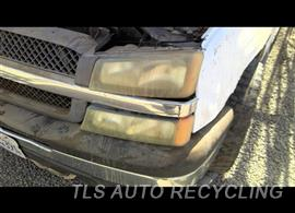 Used Chevrolet AVALNCH15 Parts