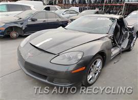 Used Chevrolet Corvette Parts