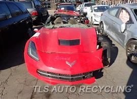 2015 Chevrolet Corvette Parts Stock# 7586PR